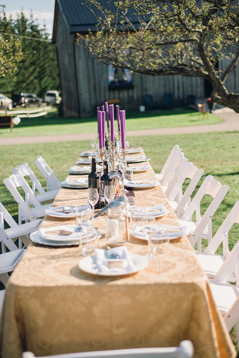 Rustic Orchard Wedding (With The Most Generous Guests) | Alabaster Jar Photography 24