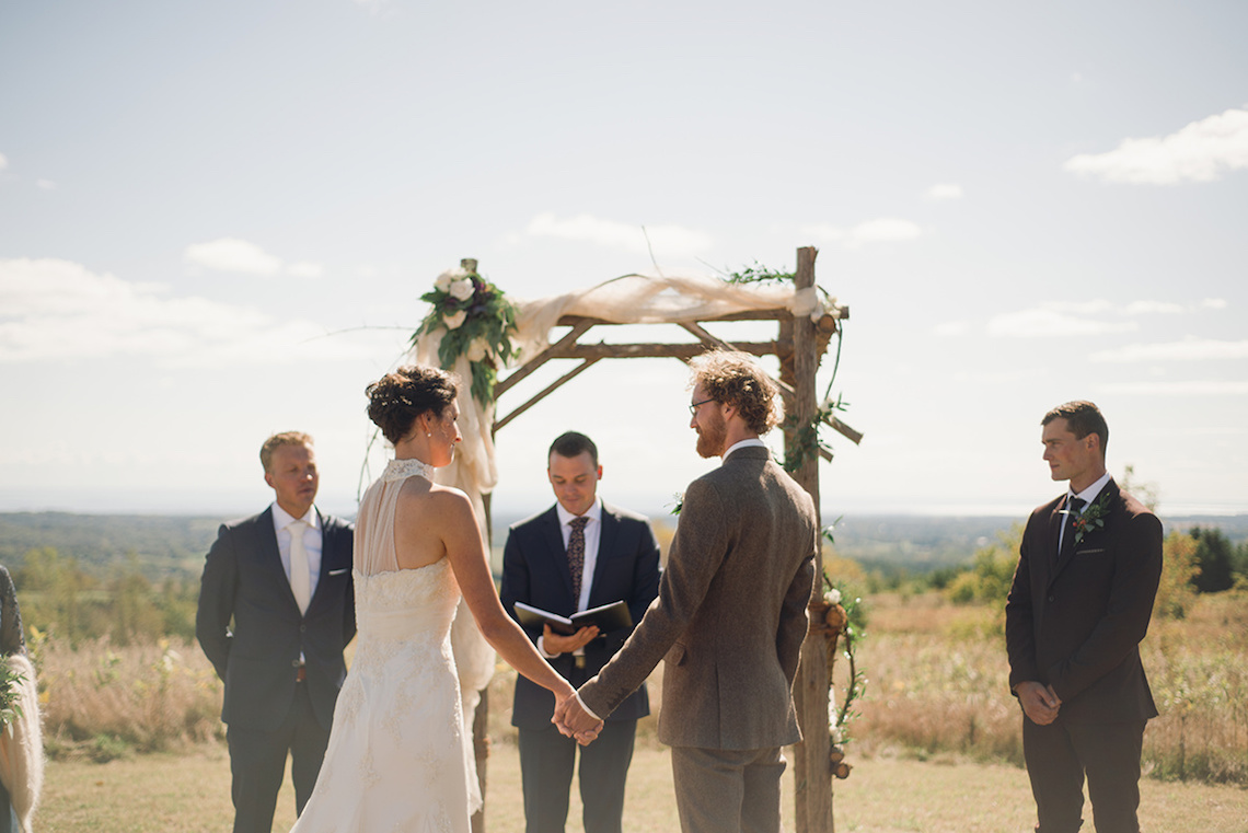 Rustic Orchard Wedding (With The Most Generous Guests) | Alabaster Jar Photography 27