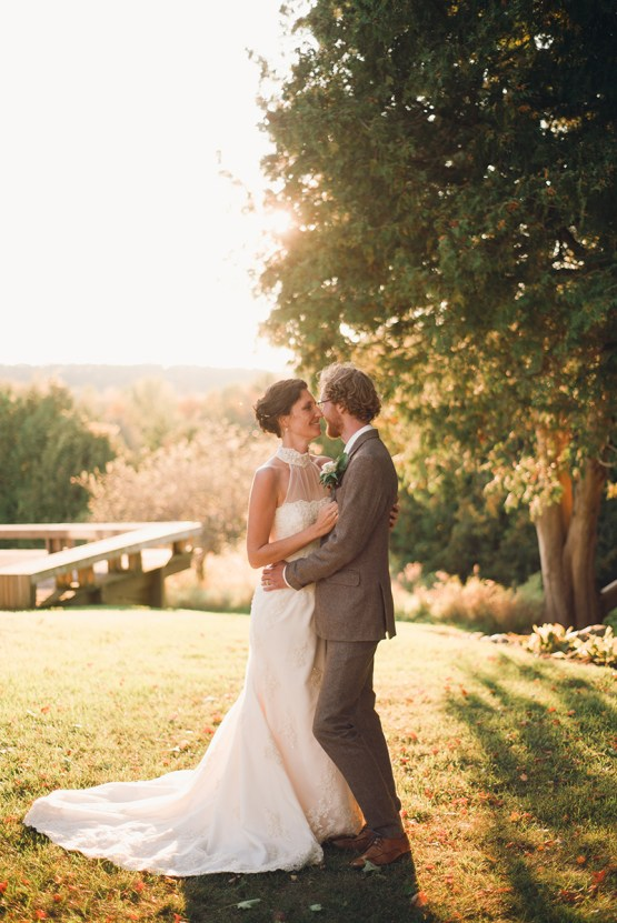 Rustic Orchard Wedding (With The Most Generous Guests) | Alabaster Jar Photography 9