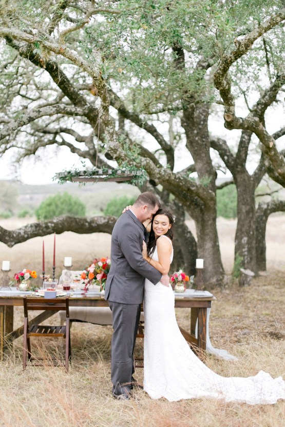 Summer Berry Wedding Ideas From The Hill Country | Jessica Chole 38