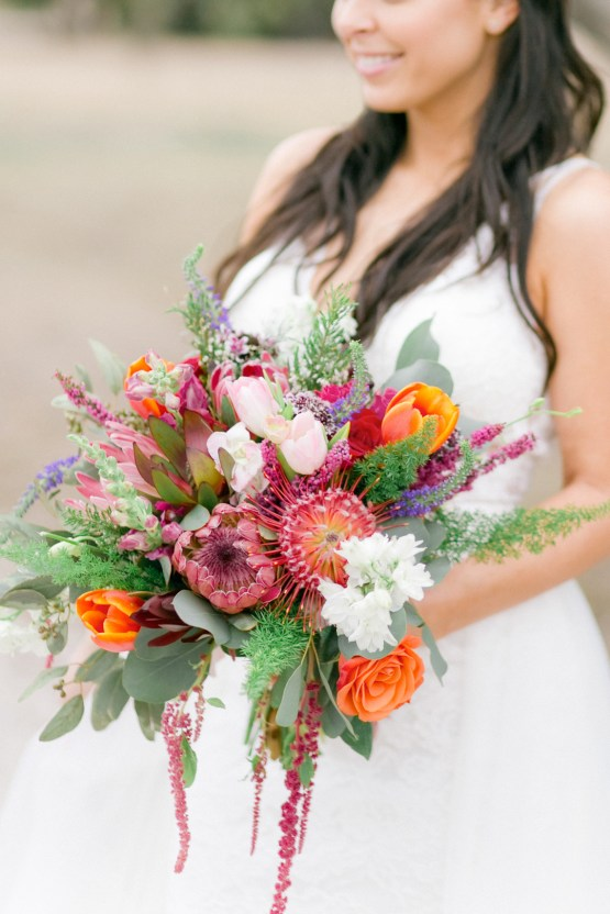 Summer Berry Wedding Ideas From The Hill Country | Jessica Chole 41