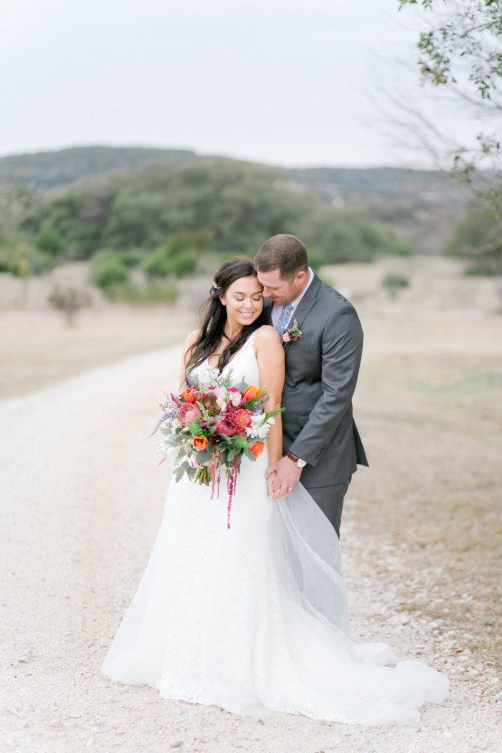 Summer Berry Wedding Ideas From The Hill Country | Jessica Chole 45