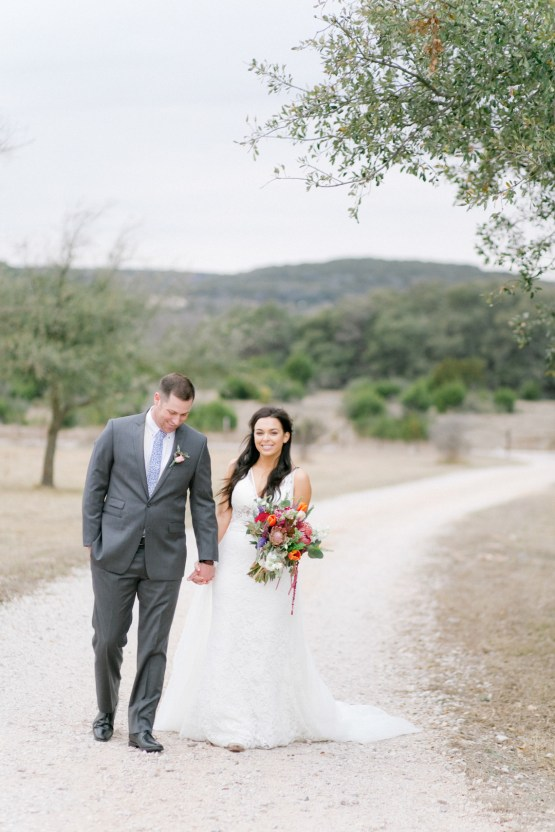 Summer Berry Wedding Ideas From The Hill Country | Jessica Chole 47