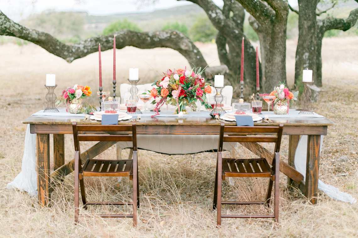 Summer Berry Wedding Ideas From The Hill Country | Jessica Chole 5