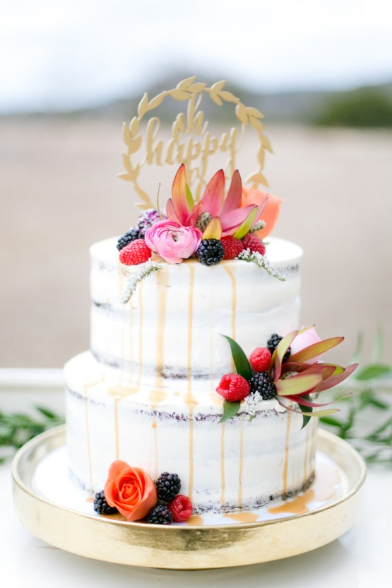 Summer Berry Wedding Ideas From The Hill Country | Jessica Chole 52