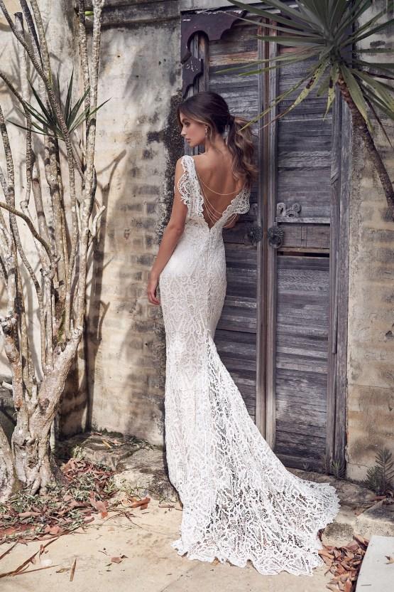 The Romantic & Sparkling Anna Campbell Wanderlust Wedding Dress Collection | Kira Dress-3