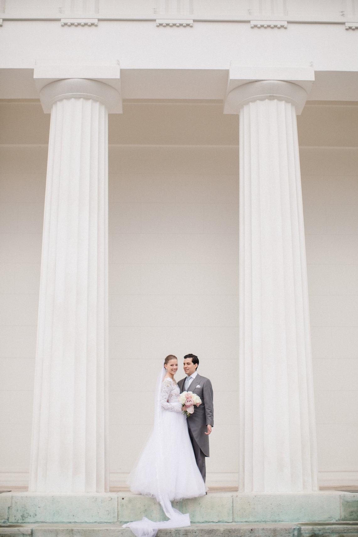 An Elegant Royal Vienna Destination Wedding | A Very Beloved Wedding | Sandra Aberg 23