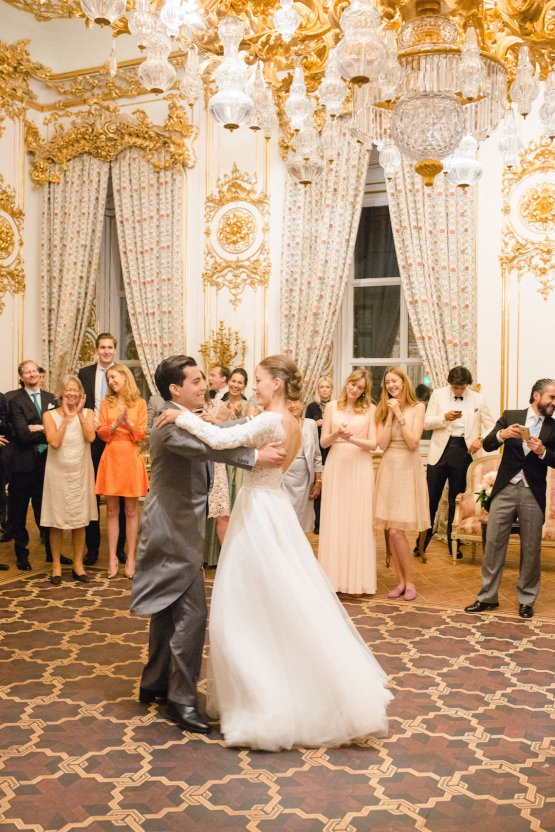 An Elegant Royal Vienna Destination Wedding | A Very Beloved Wedding | Sandra Aberg 53