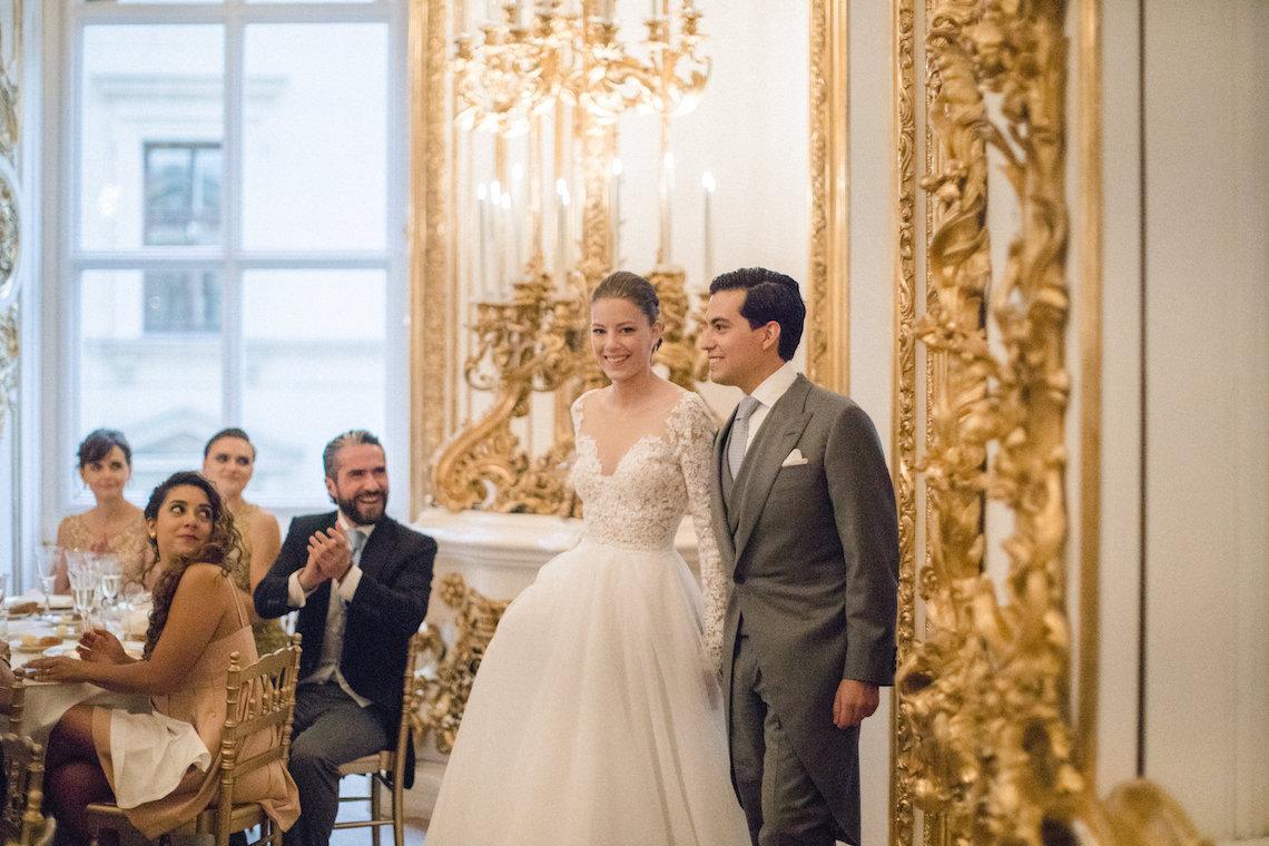 An Elegant Royal Vienna Destination Wedding | A Very Beloved Wedding | Sandra Aberg 61