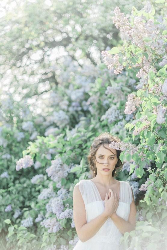 Beltane Goddess Bridal Inspiration With Lilacs And Horses – Gabriela Jarkovska 20