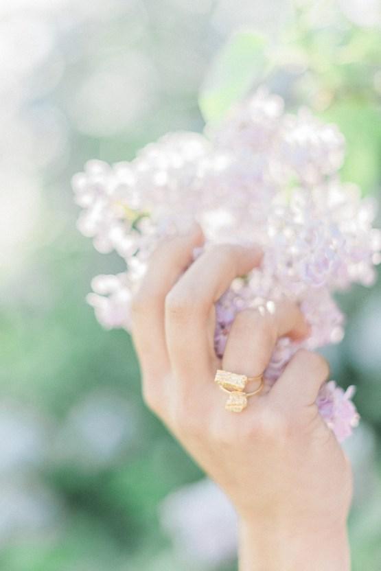 Beltane Goddess Bridal Inspiration With Lilacs And Horses – Gabriela Jarkovska 22