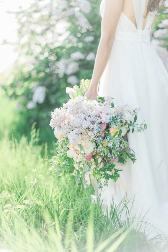Beltane Goddess Bridal Inspiration With Lilacs And Horses – Gabriela Jarkovska 27