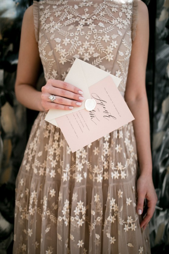 Celestial Ballerina Meets Art Gallery Wedding Inspiration   Alleksana Photography 17