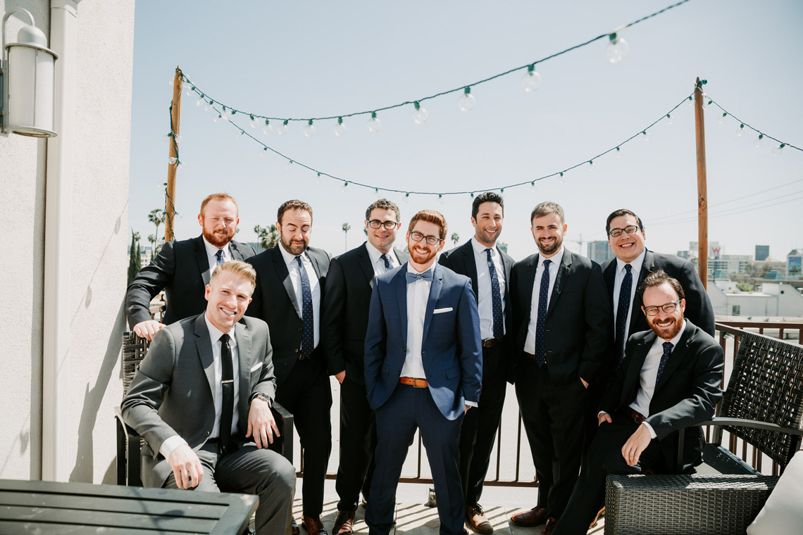 Cool Urban LA SmogShoppe Wedding | Lets Frolic Together 2