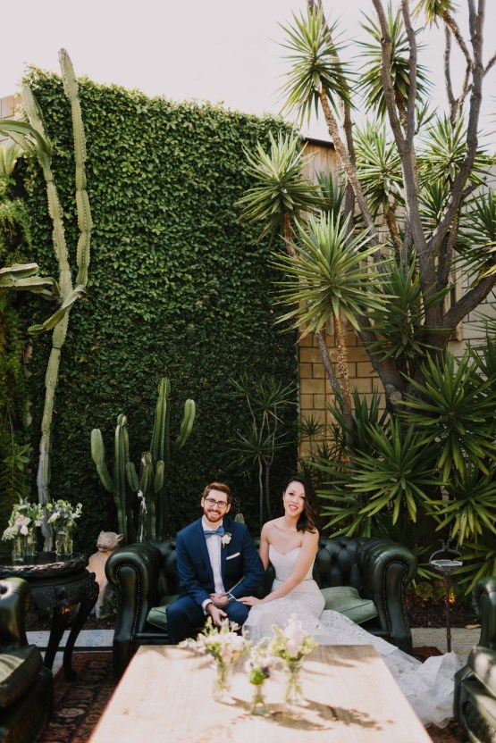 Cool Urban LA SmogShoppe Wedding | Lets Frolic Together 32