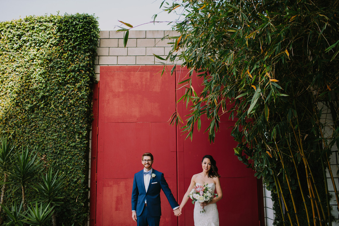 Cool Urban LA SmogShoppe Wedding | Lets Frolic Together 7