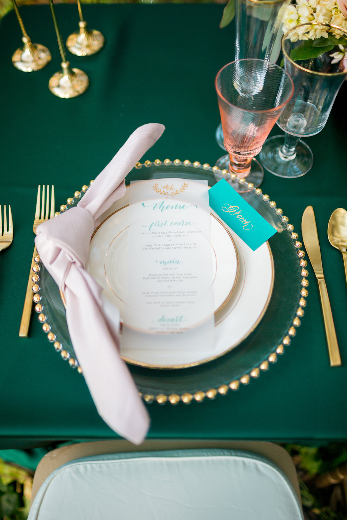 Emerald Green Elopement Inspiration – CMSours Photography 19