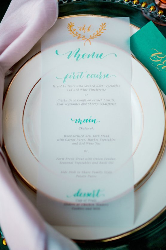 Emerald Green Elopement Inspiration – CMSours Photography 23