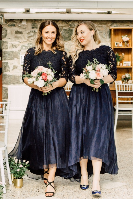 Intimate & Idyllic Wales Country House Wedding | Heledd Roberts Photography 17