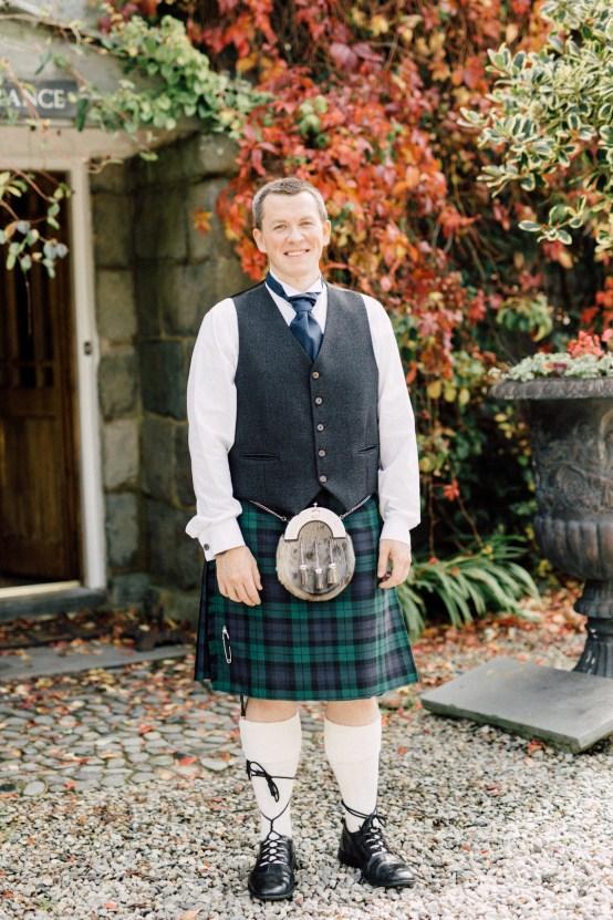 Intimate & Idyllic Wales Country House Wedding | Heledd Roberts Photography 9