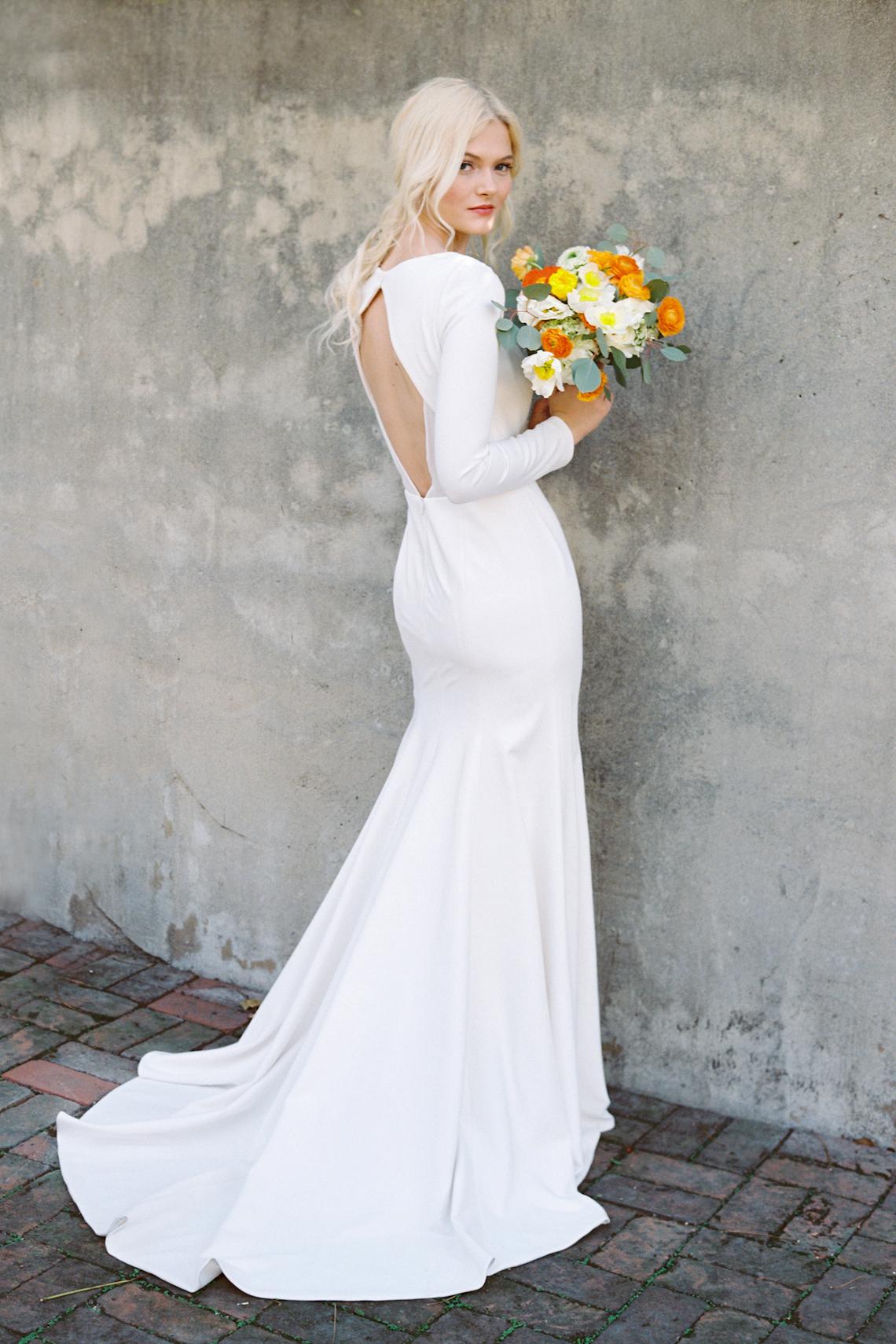 Jenny by Jenny Yoo's Fresh and Totally Modern Wedding Dress Collection | Blythe 2