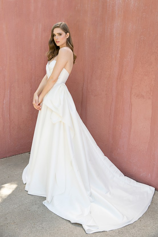 Jenny by Jenny Yoo's Fresh and Totally Modern Wedding Dress Collection | Charlotte 2