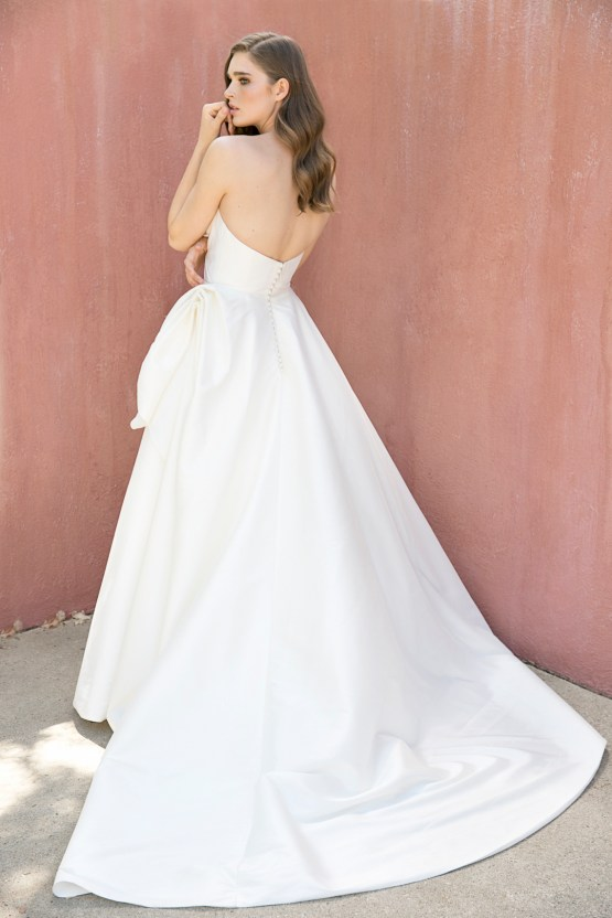 Jenny by Jenny Yoo's Fresh and Totally Modern Wedding Dress Collection | Charlotte 3