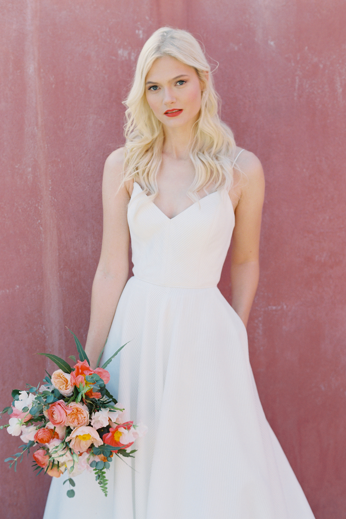 Jenny by Jenny Yoo's Fresh and Totally Modern Wedding Dress Collection | Piper 3