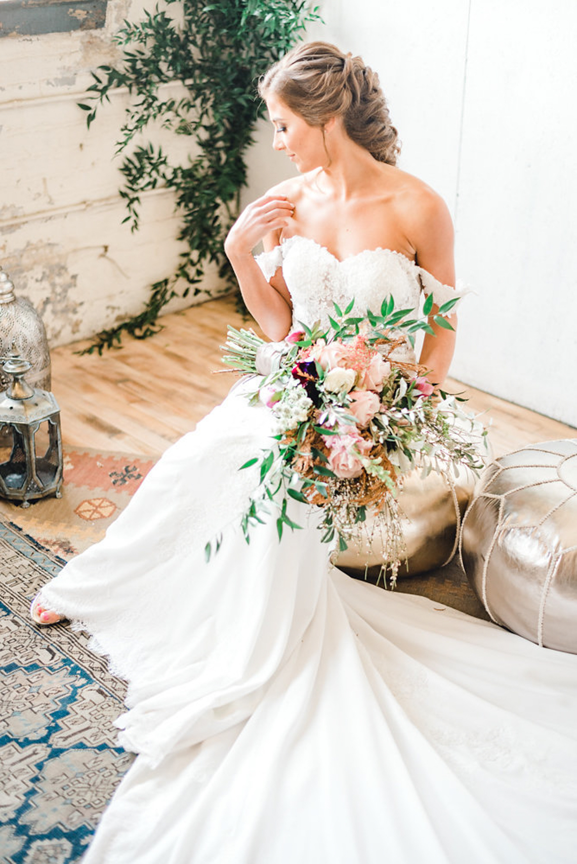 Moroccan Styled Loft Wedding Inspiration – Chapel Lane Photography 37
