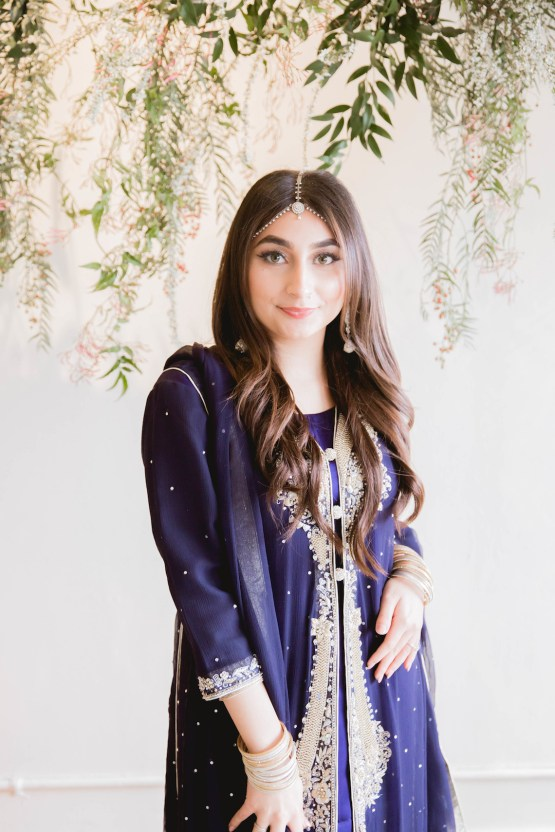 Multicultural Purple and Gold Bollywood Wedding Inspiration – Willow and Ivy Events – Zainab Rikabi 19