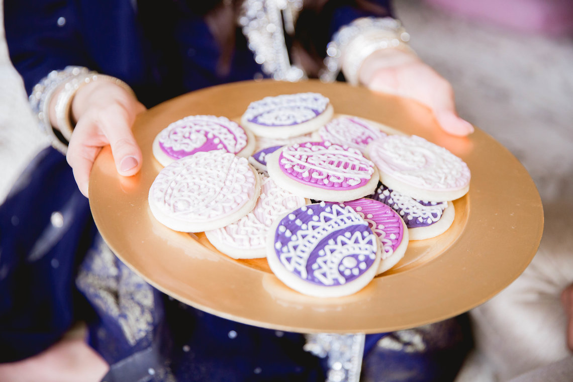 Multicultural Purple and Gold Bollywood Wedding Inspiration – Willow and Ivy Events – Zainab Rikabi 29