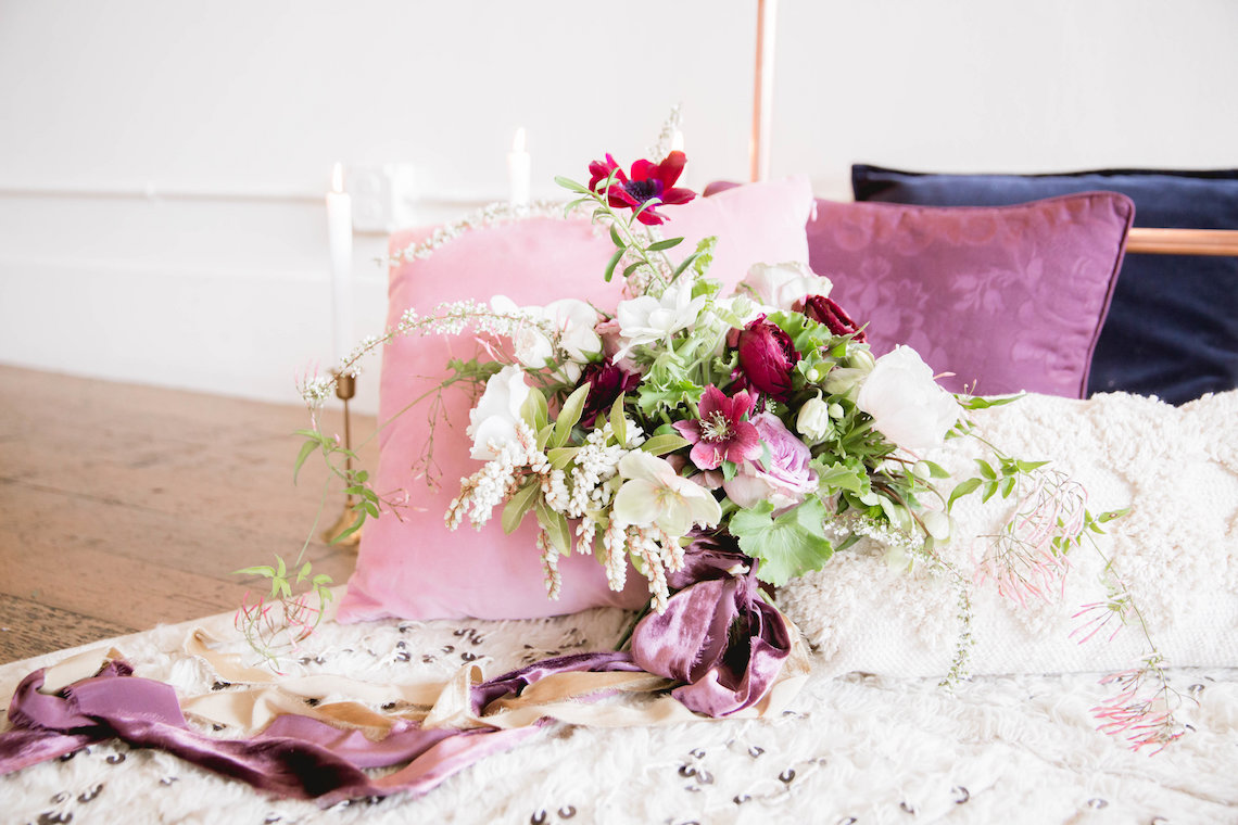 Multicultural Purple and Gold Bollywood Wedding Inspiration – Willow and Ivy Events – Zainab Rikabi 32