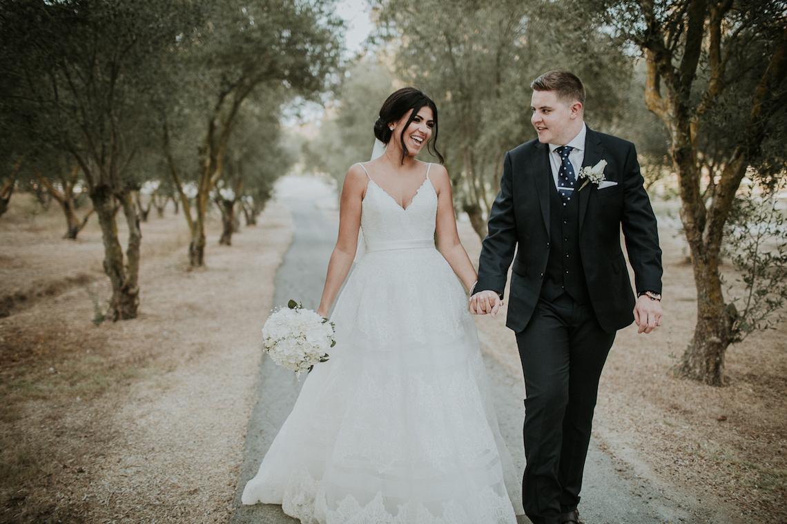 Romantic Olive Grove Cyprus Destination Wedding | Karina Leonenko Photography 11
