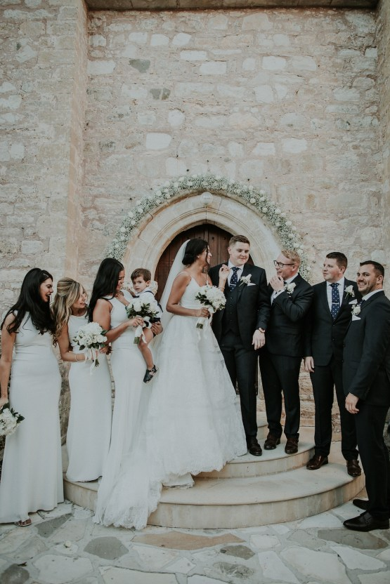 Romantic Olive Grove Cyprus Destination Wedding | Karina Leonenko Photography 29
