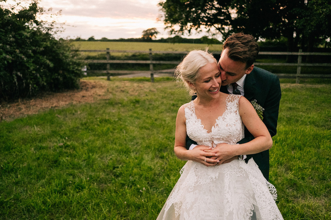 Rustic English Countryside Marquee Wedding | Babb Photo 15