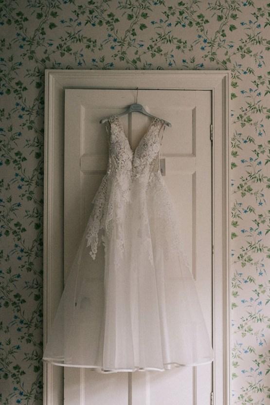 Rustic English Countryside Marquee Wedding | Babb Photo 19