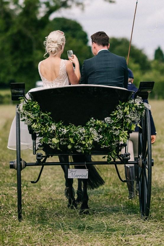 Rustic English Countryside Marquee Wedding | Babb Photo 21