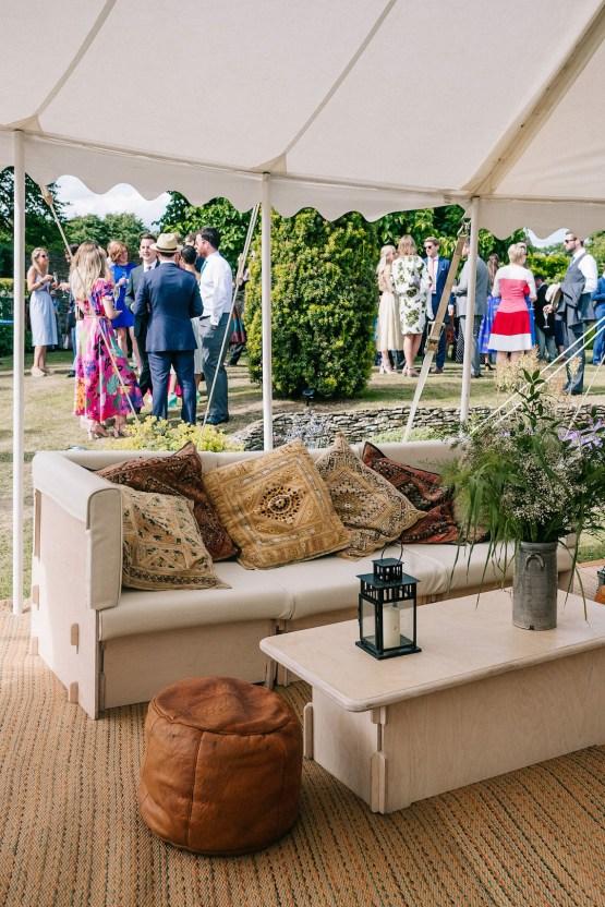 Rustic English Countryside Marquee Wedding | Babb Photo 24