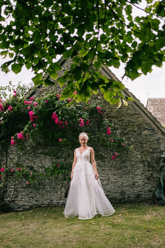 Rustic English Countryside Marquee Wedding | Babb Photo 28