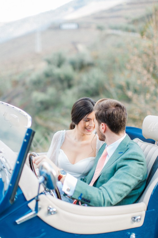 Tangerine and Turquoise Portugal Wedding Inspiration – Edgar Dias Photography 1