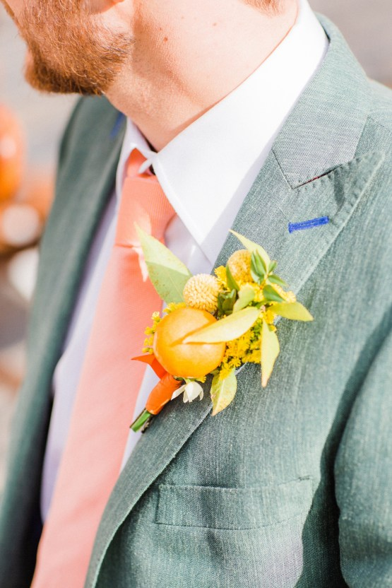 Tangerine and Turquoise Portugal Wedding Inspiration – Edgar Dias Photography 13