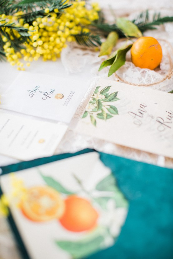 Tangerine and Turquoise Portugal Wedding Inspiration – Edgar Dias Photography 34