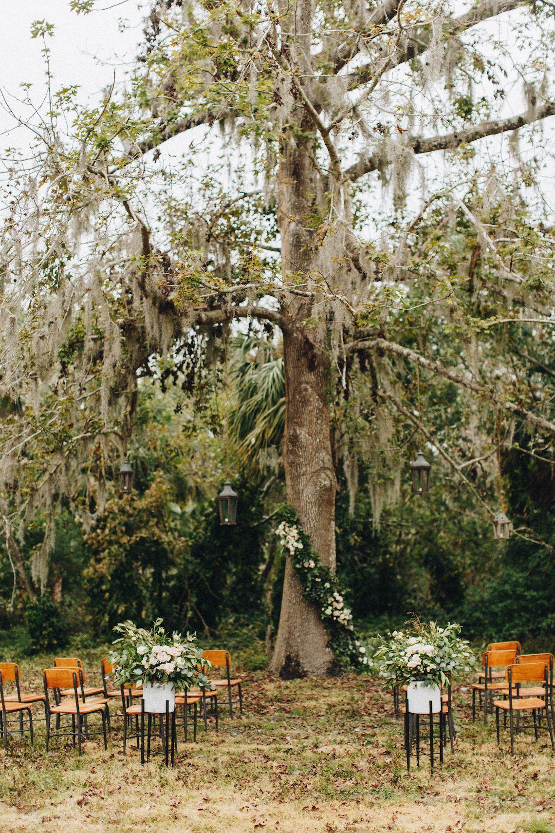 Vintage Fall Farmhouse Wedding Inspiration   Patina & Petals   Sydney Marie Photography 1