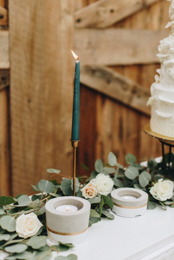 Vintage Fall Farmhouse Wedding Inspiration | Patina & Petals | Sydney Marie Photography 4