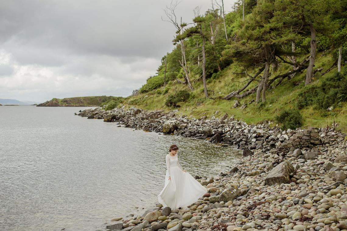 Wild & Adventurous Isle of Skye Elopement | Your Adventure Wedding 10