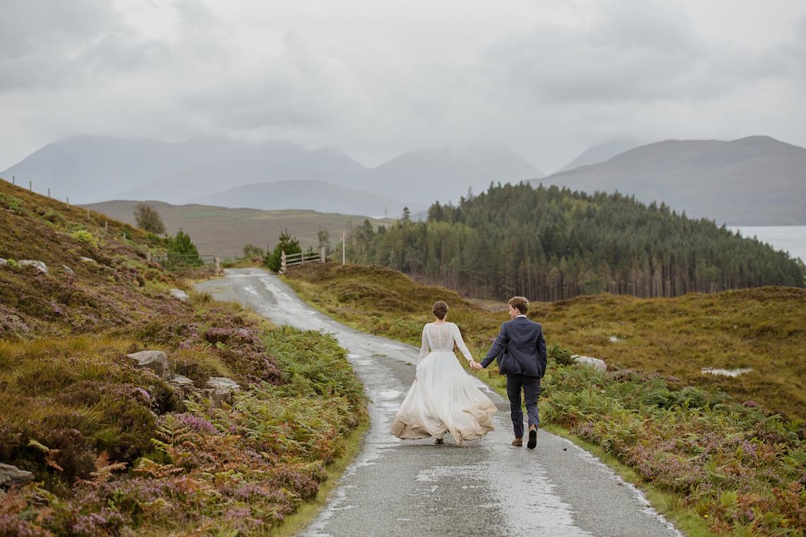 Wild & Adventurous Isle of Skye Elopement | Your Adventure Wedding 14