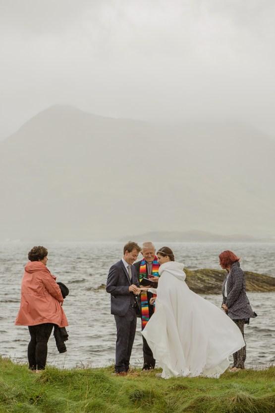 Wild & Adventurous Isle of Skye Elopement | Your Adventure Wedding 19