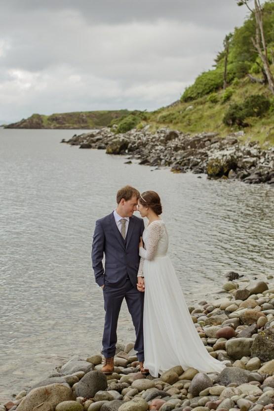 Wild & Adventurous Isle of Skye Elopement | Your Adventure Wedding 20