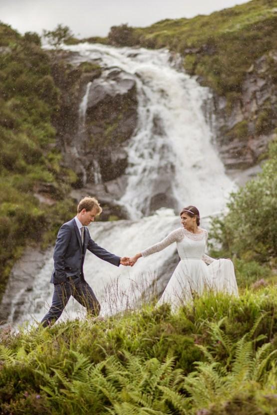 Wild & Adventurous Isle of Skye Elopement | Your Adventure Wedding 27