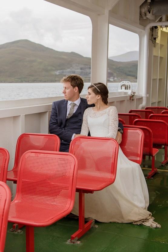 Wild & Adventurous Isle of Skye Elopement | Your Adventure Wedding 28
